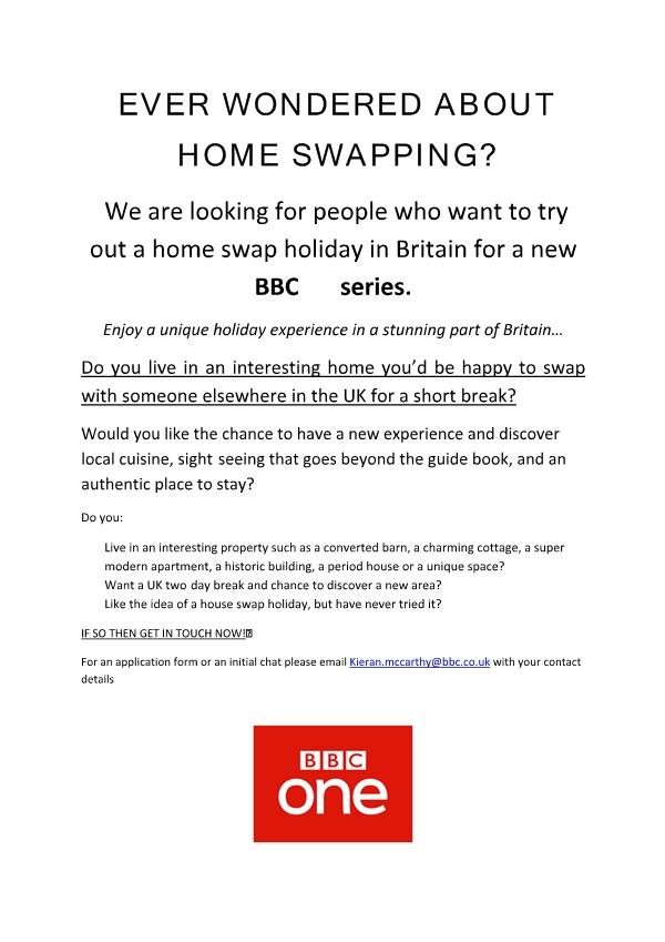 01.Home Swap info