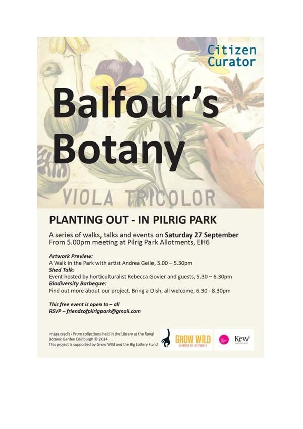 Balfour's Botany